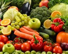 Летнее меню: польза овощей и фруктов (ВИДЕО)