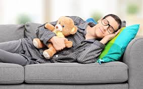 Топ-5 продуктов, которые помогут уснуть