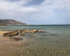 Оливковый рай и кристальное море: наша драйвовая поездка на остров Крит