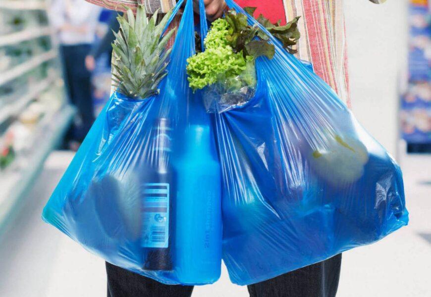 Украина отказывается от полиэтиленовых пакетов в супермаркетах: опыт других стран